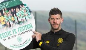 Forster hoping for festival of football as Celts return to SPFL duty