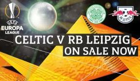 Buy online and print at home for Celtic v RB Leipzig