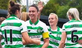 Glasgow Derby delight as Celtic return with an impressive win