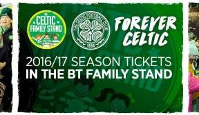 Fun for all in the BT Family Stand for season 2016/17