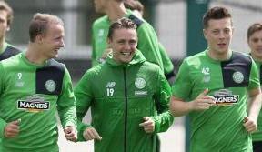 Callum McGregor: Team spirit is built in pre-season
