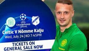 Leigh Griffiths: I was moved by incredible welcome at Paradise