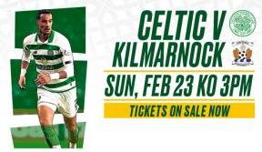 Celtic v Kilmarnock – buy online and print at home now