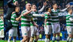 Have a Hoopy New Year with the first Celtic View of 2017