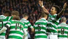 Sinclair fires Celts to deserved derby victory