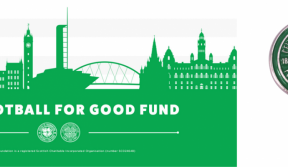 Celtic FC Foundation 9-in-a-row badges available now