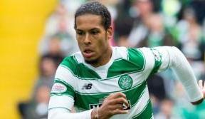 Virgil van Dijk signs for Southampton