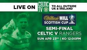 The Bhoys return to Hampden LIVE on Celtic TV