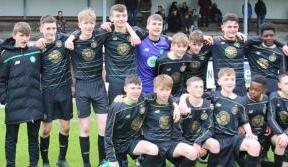 Celtic Under-14s win prestigious European tournament