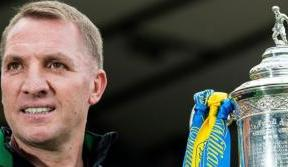 Brendan Rodgers: We're looking forward to Scottish Cup final