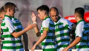 Griffiths on target as Celts hit Austrians for six in pre-season win