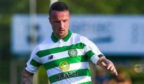 Griffiths on target as Celtic Reserves hit Stenhousemuir for six