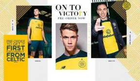 Pre-order 2019/20 Away Kit and get it first exclusively from Celtic