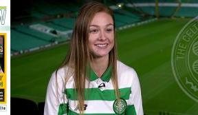 Jodie Bartle's first interview with the Celtic View