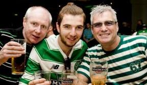 Watch Celtic v FK Qarabag – live in the Kerrydale Bar