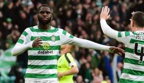 Edouard on target as Celts sink Hibs in six-goal thriller at Paradise