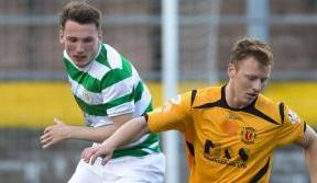 Disappointment for 10-man Celtic Colts in Irn-Bru Cup