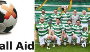 Football Aid 2017 – Bid to Play at Celtic Park