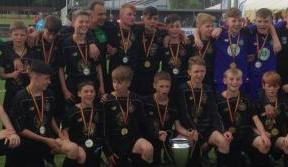 Euro success for Celtic Under-13s as they win Belgian tournament