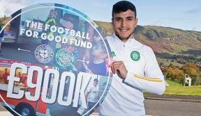 Celtic's Football for Good Fund reaches £900,000