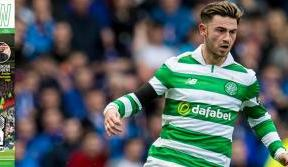 Golden Bhoy Patrick Roberts in this week's Celtic View