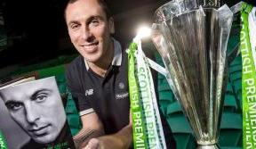 Win a place at a VIP audience with Scott Brown – My Celtic Story