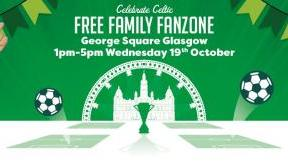 Free Celtic Family FanZone in George Square