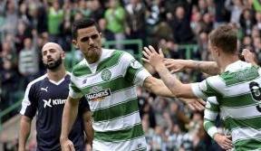 Hamilton v Celtic team news