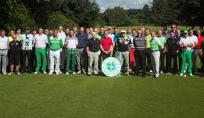 Great support for Celtic FC Foundation's annual Golf Day