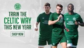 Train the Celtic Way this New Year – shop training kit now