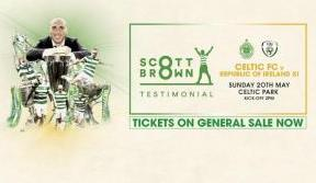 Tickets selling fast for Scott Brown Testimonial – don't miss out