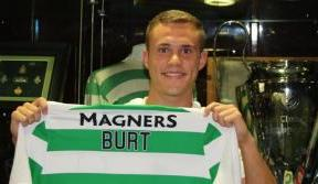 Celtic sign highly-rated young midfielder, Liam Burt