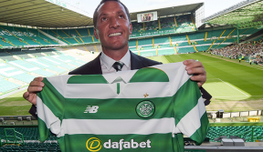 Brendan Rodgers: I'm lucky to be Celtic manager
