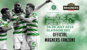 Magners Irish Cider are Headline Sponsor Of Celtic Fc Festival
