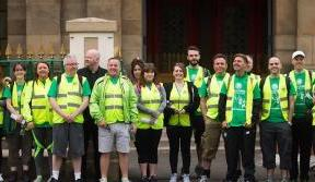 A walk to remember for Celtic FC Foundation