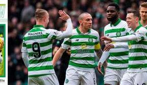 In this week's top-of-the-table derby weekend Celtic View