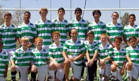 Celtic and Landon Donovan give San Diego kids a day to remember