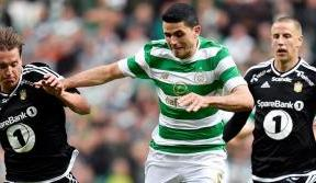 Frustration as Celts held by Rosenborg in Paradise