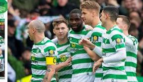 On the search for more silverware in this week's Celtic View