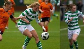 Battling performance from Celtic Women against Glasgow City