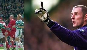 Rab Douglas returns to Paradise for Henrik v Lubo charity game