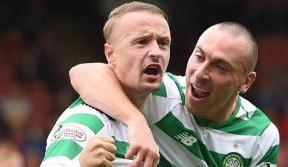 Griffiths aiming to become a century Bhoy against Suduva