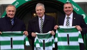 Celtic greats Davie Hay and Tom Boyd named club ambassadors