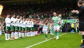 Scott Brown: We're delighted to have made football history