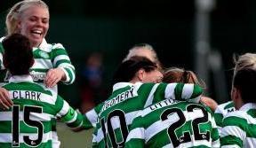 Celtic Women claim three-in-a-row derby clean sweep