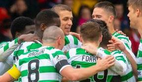 Party at Pittodrie as Celtic secure eight-in-a-row in style