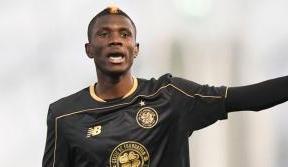 Eboue Kouassi helps Hoops beat Hibs to reach Youth Cup semi-final