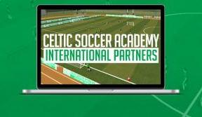 Celtic Soccer Academy innovate with online coaching workshops