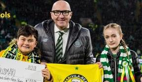 Unclaimed Paradise Windfall Jackpot from Kilmarnock game