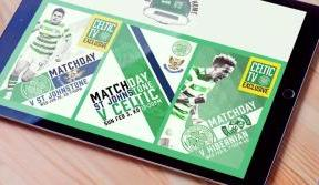 Another Celtic TV exclusive - Celtic v St Johnstone